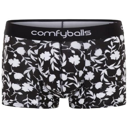 Comfyballs Regular Mono Floral Cotton